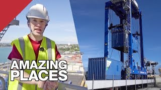 The Hundred-Tonne Robots That Help Keep New Zealand Running