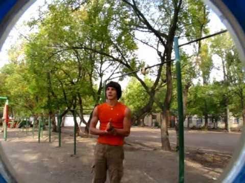 Видео как научиться делать солнышко