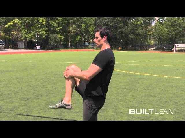 Full Body Warm Up Routine - No Equipment Required