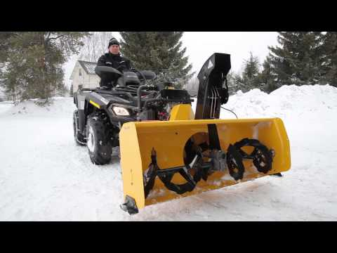 BRP Winter Pro Snow Blower