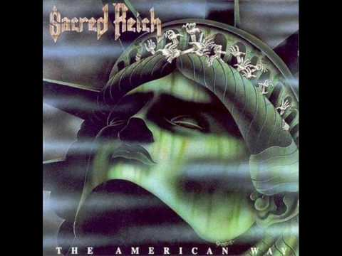 Sacred Reich - Crimes Against Humanity