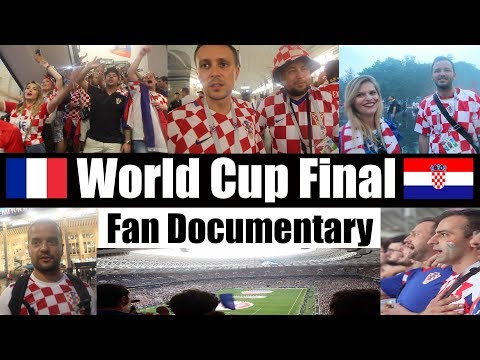 World Cup Final 2018 (Football Documentary) | Croatia 'the people's champions' thumbnail