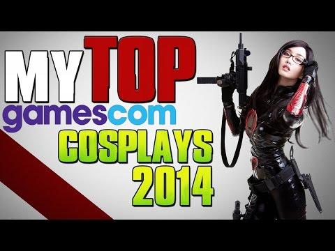 Gamescom 2014: Sexy Cosplay Girls & Coole Typen video