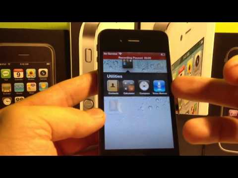How To Bypass Activation Required Mode iPhone 4S