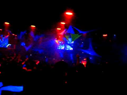 Silicon Sound Dj Set (Chakra - X-Files (Species Remix)) @ Organic Dreams Dacru's B-day, Fuse 2011
