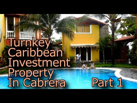 Turnkey Caribbean Investment Property - Part 1