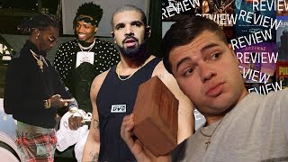"""""""NO COMPLAINTS"""" METRO BOOMIN FEAT. DRAKE & OFFSET - Reaction/Review"""