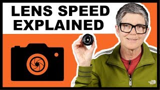 Lens Speed explained - What is a fast lens?