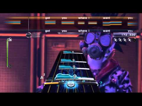 Rock Band 3 - Got You (Where I Want You) - The Flys - Pro Guitar