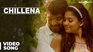 Raja Rani - Official : Chillena Video Song | Raja Rani | Aarya, Jai, Nayanthara, Nazriya Nazim