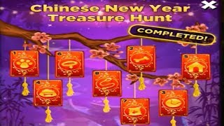 Bet Fiends - 8 HINTS Chinese New Year Treasure Hunt