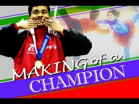 Making of a champion