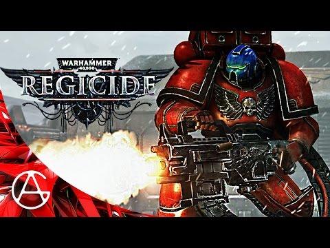 Обзор Warhammer 40000 Regicide