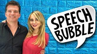 FULL Tara Strong Interview - Speech Bubble Podcast