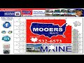 Farms For Sale In Maine | Waterfront Property On Meduxnekeag River MOOERS REALTY #8740