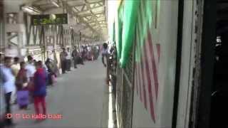 Dahanu Road - Churchgate Local Train Skips Nallasopara For The First Time Ever!