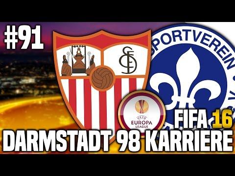 FIFA 16 KARRIEREMODUS #91 - DAS ABENTEUER BEGINNT! | FIFA 16 KARRIERE SV DARMSTADT 98 [S3EP9]