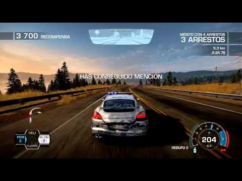 - Juan Manuel - Persecución: Need for Speed Hot Pursuit