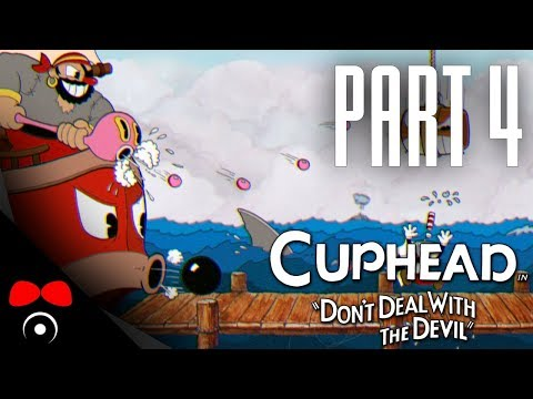 TOM A JERRY! | Cuphead #6