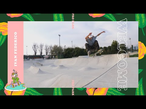 Dew Tour 2018 Pro Park Welcomes Ivan Federico
