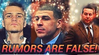 "Aaron Hernandez: Lawyer Confirms Gay Rumors Are FALSE |  ""A Malicious Act To Shame His Name"""