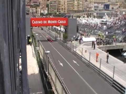 F1 Monaco GP 2009 ( various Grandstands)
