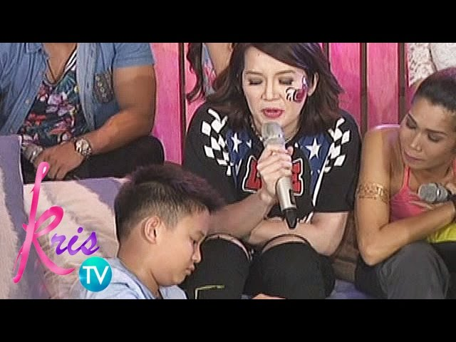 Kris TV: Kris' message for Bimby