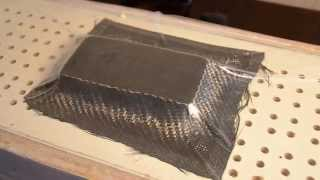 Carbon Fiber Lamination by Vacuum