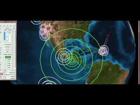 7.4 Earthquake Guatemala Tsunami Warning Issued 11-7-2012 Updated: 6pm CDT 11-8-2012