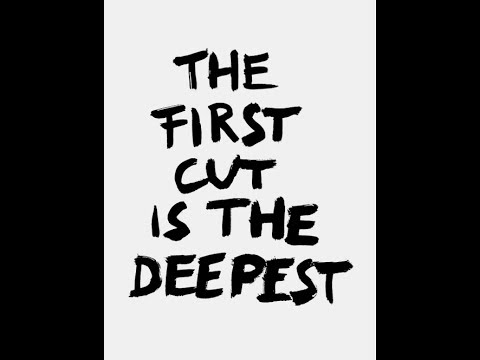 The First Cut Is The Deepest (acoustic) - Sheryl Crow video