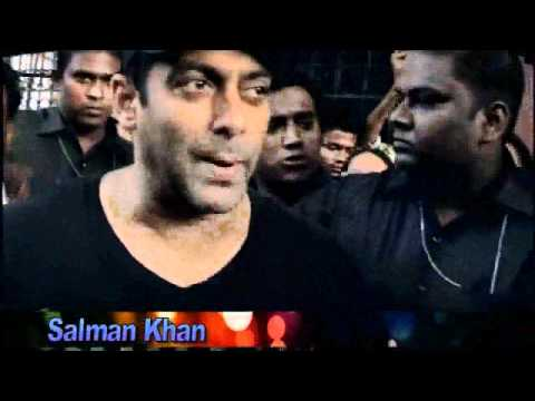 Sab Theek Hai - Salman Khan On The Dabanng 2 Accident