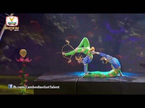 Cambodia's Got Talent : FINAL -  Vannak and Pisey