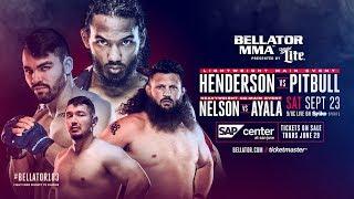 Bellator 183 Henderson vs Pitbull 6th Round post-fight show