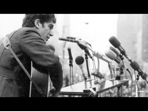 Phil Ochs - The World Began In Eden And Ended In Los Angeles