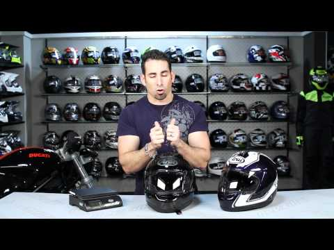 Arai Corsair V Race Carbon Helmet Review at RevZilla.com