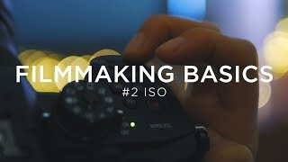 FILMMAKING TUTORIAL : ISO | Course #2