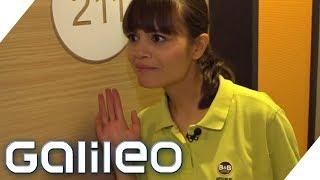 Selbstversuch: Der harte Job der Zimmermädchen   Galileo   ProSieben