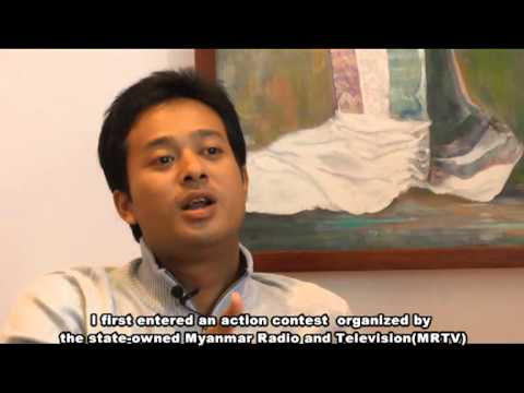 Chatty Natty - Interview with Myanmar famous actor (Pyay Ti Oo)