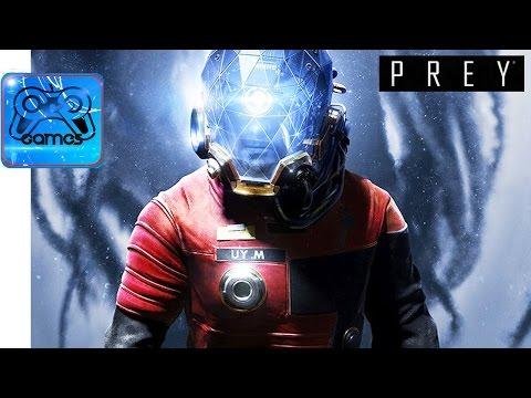 PREY (2017) - Геймплейный Трейлер