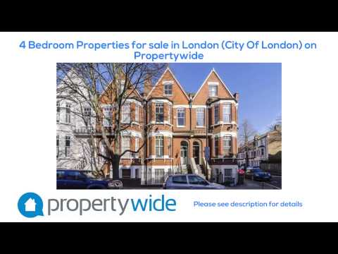 4 Bedroom Properties for sale in London (City Of London) on Propertywide