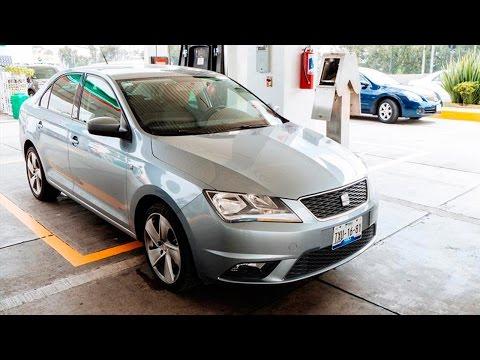 SEAT Toledo 2013, prueba de rendimiento de combustible en ciudad