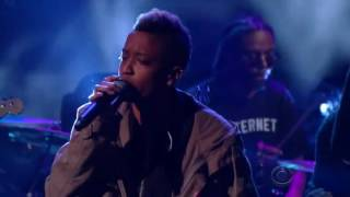 The Internet  -  Under Control (Live on Stephen Colbert)