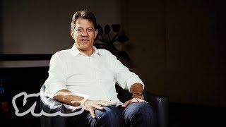 Fernando Haddad concede entrevista à VICE Brasil