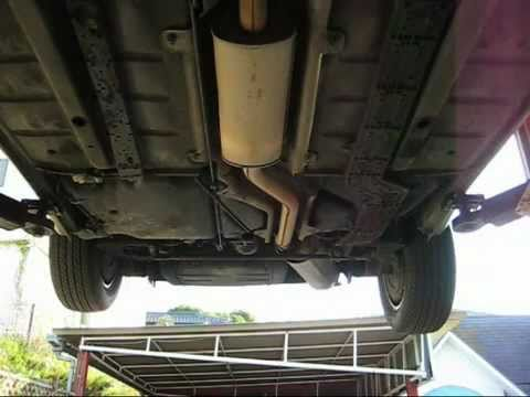 CITROEN XANTIA ACTIVA Suspension TEST