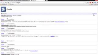 How to fix Could not load Shockwave Flash error / Shockwave plugin error in Google Chrome