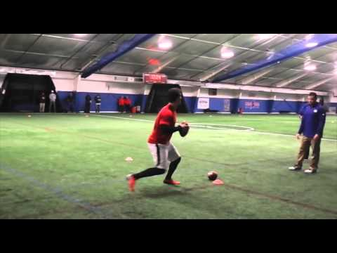 NFL Pro Day: RPI QB Mike Hermann