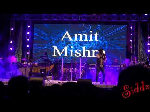 AMIT MISHRA Live In Concert Trinidad | Manma Emotion Jaage