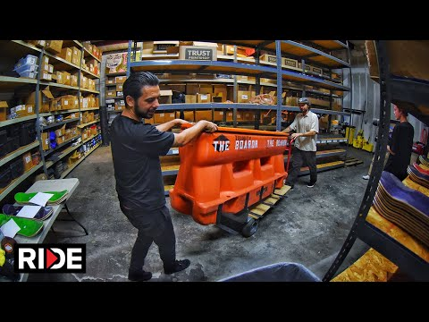 Best Trick at The Boardr HQ to Kick Off Tampa Am Weekend - 2019