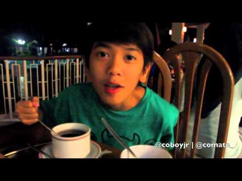 Coboy Junior Special Behind The Stage - Purwokerto Trip video