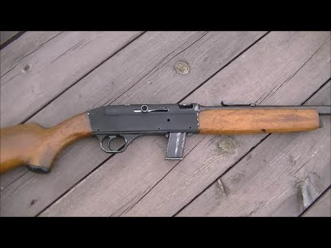 Gevarm E1 Semi-Auto .22 Rifle